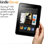 Amazon announces new Kindle Fire HDX